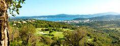 Golf Blue Green Sainte-Maxime #tourismepaca #tourisme #tourism #france #pacatourism #pacatourisme #PACA #provencal #sport #sports #golf #park #clubhouse #golfclub #blue #green #saintemaxime
