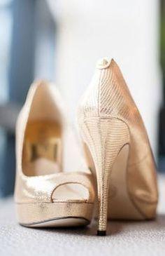 90413c2793eb5 Michael Kors Chaussure Michael Kors, Chaussures De Mariage En Or, Chaussures  D or