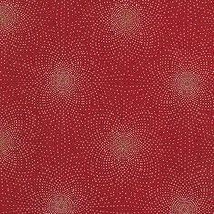 Robert Kaufman Fabrics: SRKM-15835-3 RED from Grand Majolica