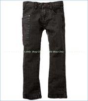 Appaman - skinny rocker jeans - black denim