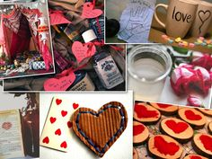 roundup: DIY valentine's day gifts - tons of ideas for your homemade Valentine's gifts for him, her, you and friends! I adore the fort and the photo copied pages of the book! Homemade Valentines Gifts For Him, Love Valentines, Valentine Crafts, Holiday Crafts, Valentine Day Gifts, Cute Couple Gifts, Surprise Gifts For Him, Valentine's Day Diy, Creative Gifts