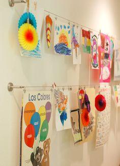 Alternative Ways To Display Art On Pinterest Shadow Box