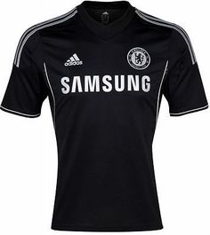 d476aee76 ADIDAS CHELSEA FC THIRD 3RD JERSEY 2013 14 BARCLAYS ENGLISH PREMIER LEAGUE.  Chelsea Team