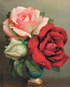 Irene Klestova ~ Still life painter