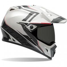 Bell Helmets MX-9 Adventure Barricade Helmet available at Motochanic.com