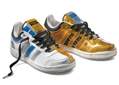 huge discount 2a35f 10136 adidas x Starwars R2D2  amp  C3PO (Who doesn t like R2D2 and C3PO