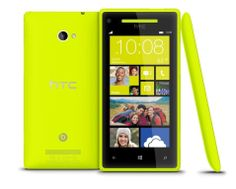 HTC Windows 8X 8GB Yellow Unlocked (AT&T) Good Condition Clean IMEI