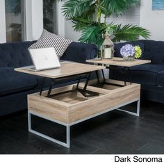 Christopher Knight Home Lift-top Wood Storage Coffee Table - Overstock Shopping - Great Deals on Christopher Knight Home Coffee, Sofa & End Tables #LampBois