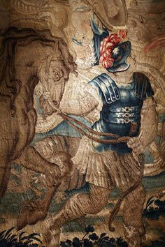 18th Century Flemish Tapestry   From a unique collection of antique and modern tapestries at https://www.1stdibs.com/furniture/wall-decorations/tapestry/