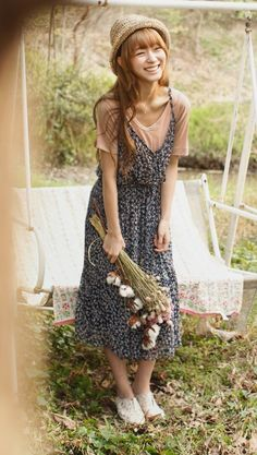 mori girl, spring / summer