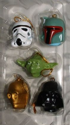 Star Wars Christmas Holiday Mini Ornament