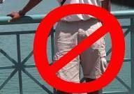 Friends don't let friends wear cargo shorts!