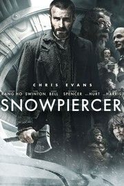 Snowpiercer is a movie about class warfare in motion on an apocalytic train ride. Not for the squeamish. In life, always keep in mind the back will eventually become the front... be nice and take care of everybody.