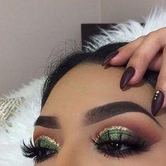 fall winter makeup looks f#all #winter #makeup