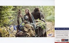 Esme Bianco Signed 8X10 Game Of Thrones Ros - Psa/Dna Certified @ niftywarehouse.com #NiftyWarehouse #GameOfThrones #Fantasy #TVShows #HBO #Show