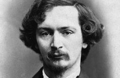 Algernon Charles Swinburne  (1837–1909)  Love And Sleep     Lying asleep between the strokes of night  I saw my love lean over my sad bed,  Pale as the duskiest lily's leaf or head,  Smooth-skinned and dark, with bare throat made to bite,  Too wan for blushing and too warm for white,  But perfect-coloured without white or red.  And her lips opened amorously, and said—  I wist not what, saving one word—Delight.  And all her face was honey to my mouth,  And all her body pasture to mine eyes;  ...