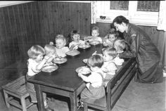 1945.  The UN tries to find the homes and parents of forgotten Lebensborn children