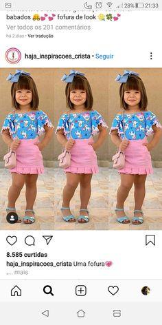 Frocks For Girls, Dresses Kids Girl, Little Girl Outfits, Kids Outfits Girls, Cute Girl Outfits, Little Girl Fashion, Girls Frock Design, Baby Dress Design, Girls Fashion Clothes