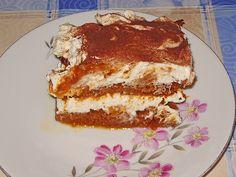 Honigkuchen-Tiramisu