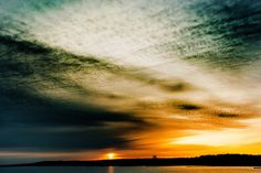 SIMONE SEVENICH FOTOGRAFIE: Sonnenaufgang in Graal Müritz an der Ostsee