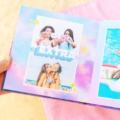 7 Amazing Photo Book Ideas From Creators Like You — Mixbook Inspiration Wedding Photo Books, Wedding Book, Best Photo Books, Family Reunion Invitations, Nail Polish Crafts, First Year Of Marriage, Diy Galaxy, 13th Birthday Parties, Special Images