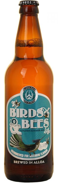 Birds & Bees | Williams Brothers Brewing Co.