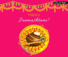 May this #Janmashtami bring in loads of #love, #joy and #laughter to your life!