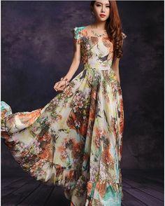 longhems.com long floral dresses (30) #longdresses