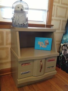 Harry Potter night stand
