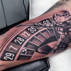 Znalezione obrazy dla zapytania casino tattoo
