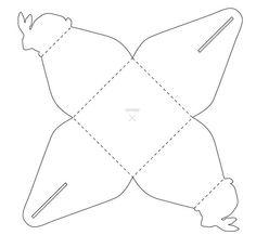 M i l a y a n a: Шаблоны самых простых упаковок для мыла