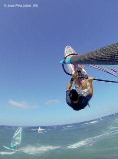 Nothing better! #windsurfing #windsurftravel