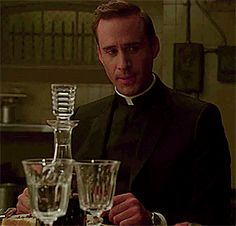 "I got Monsignor Timothy Howard! Which ""American Horror Story"" Character Are You?"