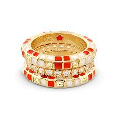 Lauren G Adams Stackable Ring Set
