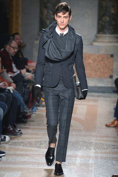 Les Hommes Men's RTW Fall 2014 - Slideshow