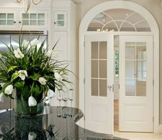 Amazing moulding & design to internal doors