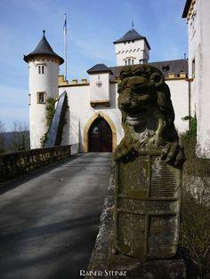 Schloss bzw. Burg Greifenstein in der Fränkischen Schweiz