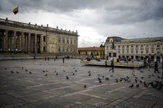 Plaza de Bolivar Cali, Plaza, Louvre, Gallery, Building, Photography, Travel, Colombia, Jungles