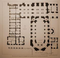 Best Versailles Floor Plans Images