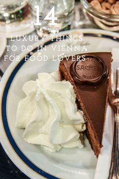 Fourteen Luxurious Things to Do in Vienna For Food Lovers - SilverSpoon London