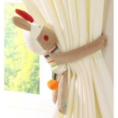 Lollipop Lane Herb's Garden - Curtain Tie-Backs at Winstanleys Pramworld - 16 pounds