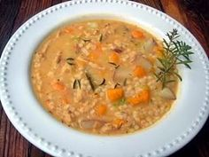 Bryanna Clark Grogan's Vegan Feast Kitchen/ 21st Century Table: LOVELY, COMFORTING, LOW-FAT BARLEY AND SQUASH CHOWDER