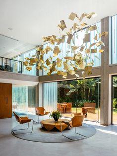 Triptyque Creates Brazilian Design Collection For Milbanks Sao Paolo Headquarters
