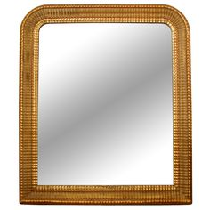 1stdibs | Louis Philippe Gilt Mirror