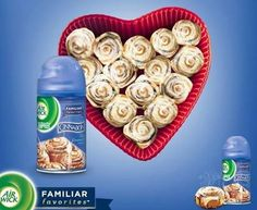 Air Wick Cinnabon Prize Packs Giveaway (100 Winners)
