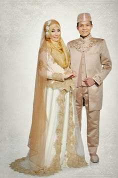syar'i wedding #hijab #khimar #muslimbride #muslim wedding