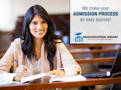 We make your Admission process an easy journey!