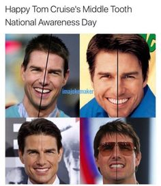 52 Of Today's Freshest Pics And Memes You Funny, Funny Cute, Funny Jokes, Funny Stuff, Tom Cruise Meme, Funny Images, Funny Pictures, Funny Pics, Laugh Out Loud