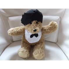 Teddy Bear With Traditional Indian Head Turban