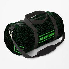 Work Travel, Programming, Creative Design, Gym Bag, Shoulder Strap, Quote, Wallet, Printed, Awesome